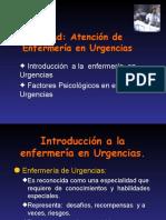 3 Introduccin a La Enfermeria de Urgencia