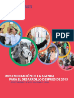 Delivering the Post-2015 Development Agenda_Spanish_web