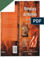 Microscopia Dos Materiais Uma Introdução