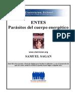 ENTESParasitosdelCuerpoEnergeticoSamuelSagan