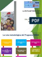 La Ruta Metodologica Ondas 2015