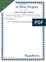 student teaching certificate