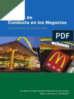 Normas Internacionales McDonald's
