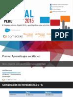 2015 Peru Digital Future in Focus