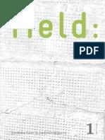 Field Journal 2007 Volume 1