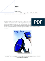 MagicFlute manual new os august 08