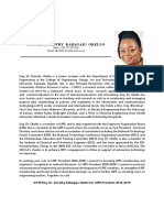 DorothyOkello ShortProfile UIPEElections April2016