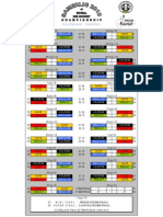 Calendari definitiu Samerlig 2010