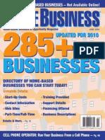 Home Business Magazine June 2010