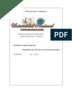 Desarrollo de los Atractivos Turísticos del Distrito de Huacho en el año 2006