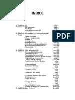 Informe - Suelos