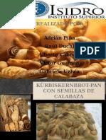 PANADERIA (Tipos de pan Alemania)
