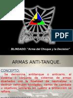 Armas Anti Tanque.