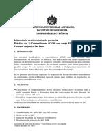 Guía de Laboratorio 2 - Convertidores AC - DC No Controladdos Con Carga RL
