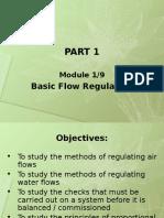 1-9 Basic Flow Regulation