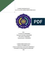 Laporan Praktikum Biotek Pengenalan Alat Dan Bahan- Kelompok 1