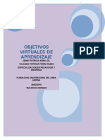 OBJETIVOS VIRTUALES DE APRENDIZAJES  OVAS 1 ENTREGA.docx