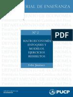 ME002  Material de enseñanza de Macroecomía II