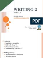 Class 7-WRITING 2-module7.pptx