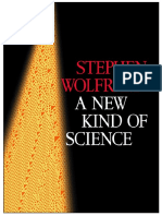 Stephen Wolfram] a New Kind of Science