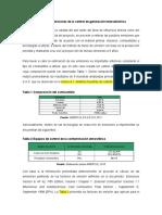 Estimación de Emisiones de La Central de Generación Termoeléctrica