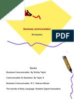 36444285 Business Communication