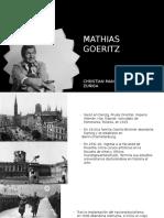 Mathias Goeritz