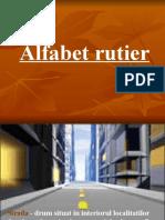 alfabet rutier.ppt