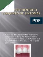 Desgaste dental o conjunto de síntomas.ppt