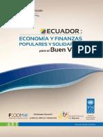 Ecuador Economia y Finanzas Populares y Solidarias