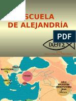 Patrología - Escuela de Alejandría