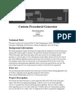 cpg innovation brief
