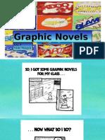 pp graphic novels- teach