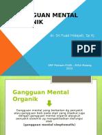 3.Gangguan Mental Organik