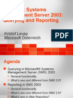 7 SMS 2003 Queries and Reports