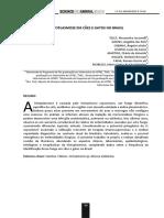 Artigo Histoplasma capsulatum