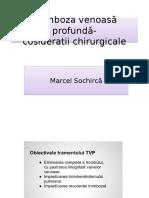 atitudini chirurgicale TVP