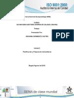 Actividad Unidad 2-Planificación y Preparación de Auditorías - Giovanni Sarmiento