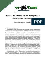 Cotrina, Jose Antonio - Lilith El Juicio De La Gorgona.Doc