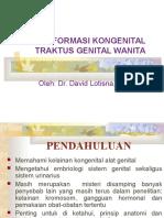 malformasi kongenital