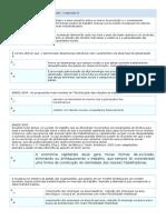 Cienciais Sociais- Exercicios Do Sistema Np2