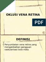 Oklusi Vena Retina