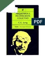 Jung Carl Gustav - Arquetipos E Inconsciente Colectivo.PDF