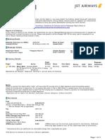 274854376 Jet Airways Web Booking ETicket ARCWWO Priya PDF.unlocked