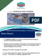 Understanding the Motor Nameplate