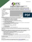 16IPTC Award Nomination Form