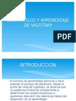 Desarrollo y Aprendizaje de Vigotsky