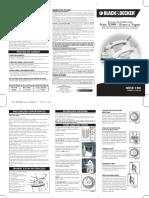 Ferro Black Decker Manual 581