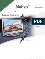 有機エレクトロニクス Material Matters v2n3 Japanese
