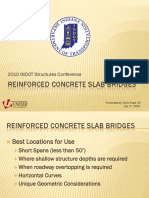 RCC Slab Bridge